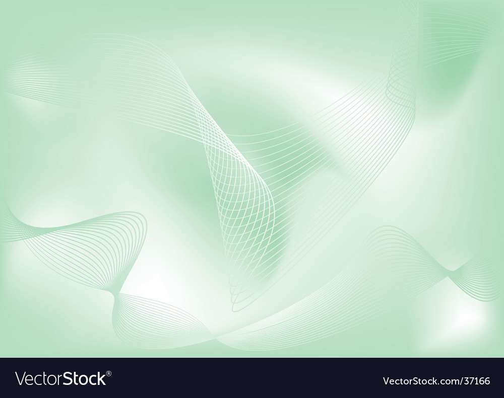 Green tangle vector | Price: 1 Credit (USD $1)