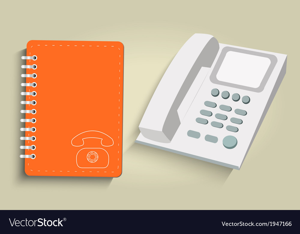 Phone and daily vector | Price: 1 Credit (USD $1)