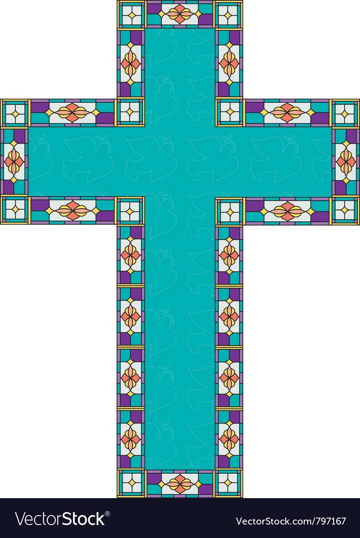 Easter cross vector   Price: 1 Credit (USD $1)