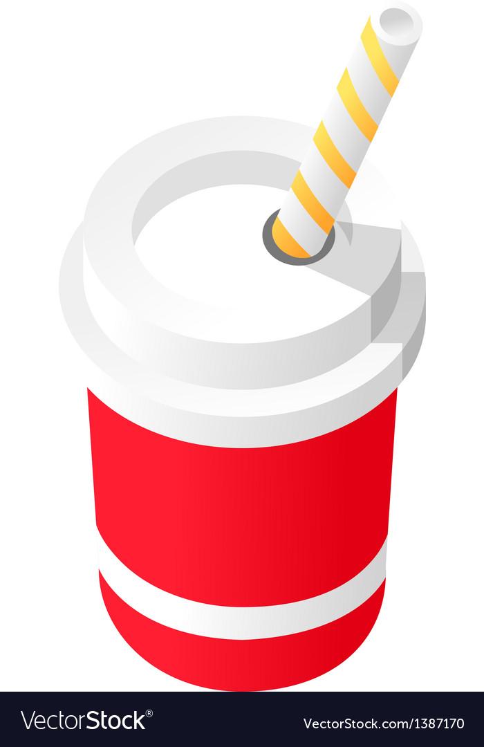 Icon drink vector | Price: 1 Credit (USD $1)