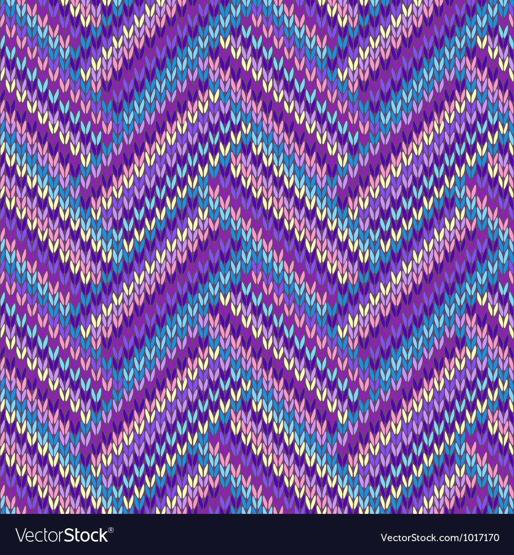 Knit woolen seamless background vector   Price: 1 Credit (USD $1)