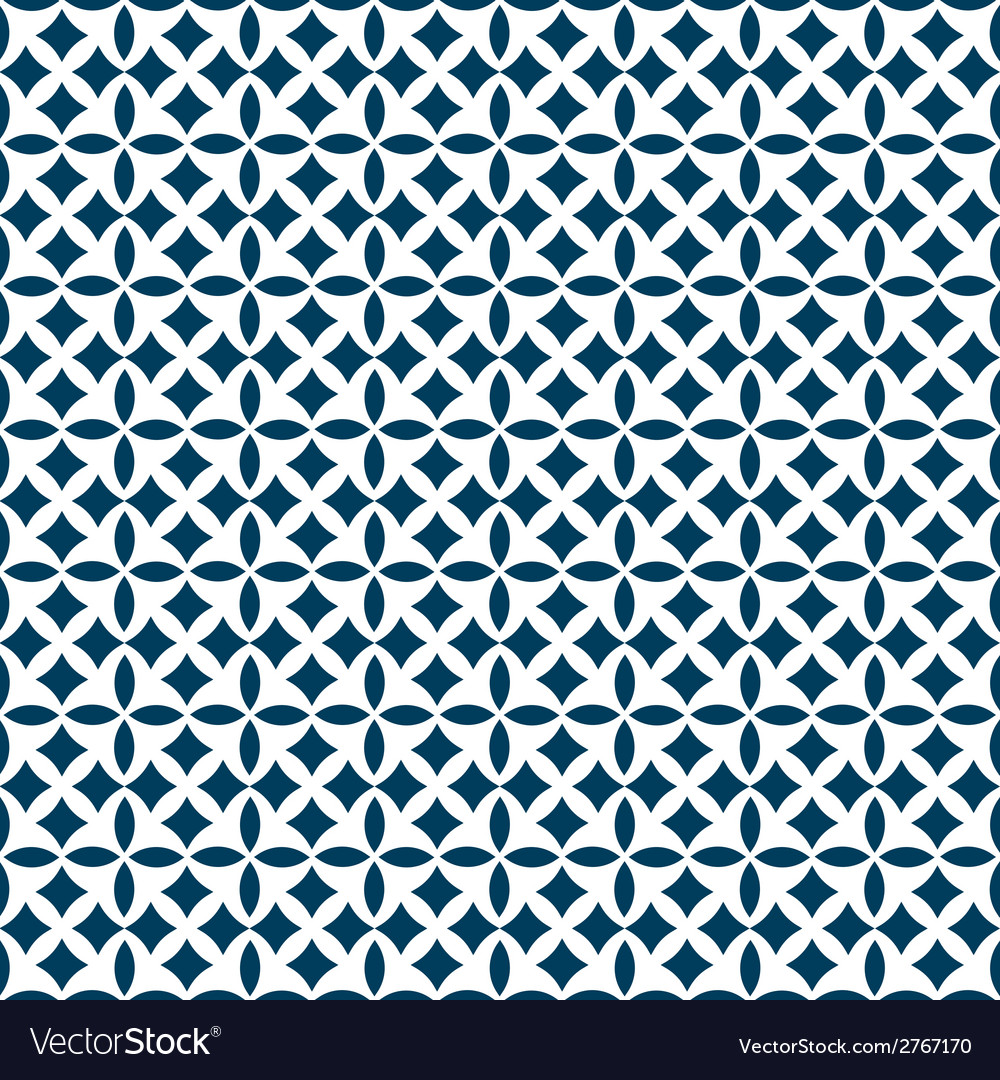 Retro simple seamless pattern vector | Price: 1 Credit (USD $1)