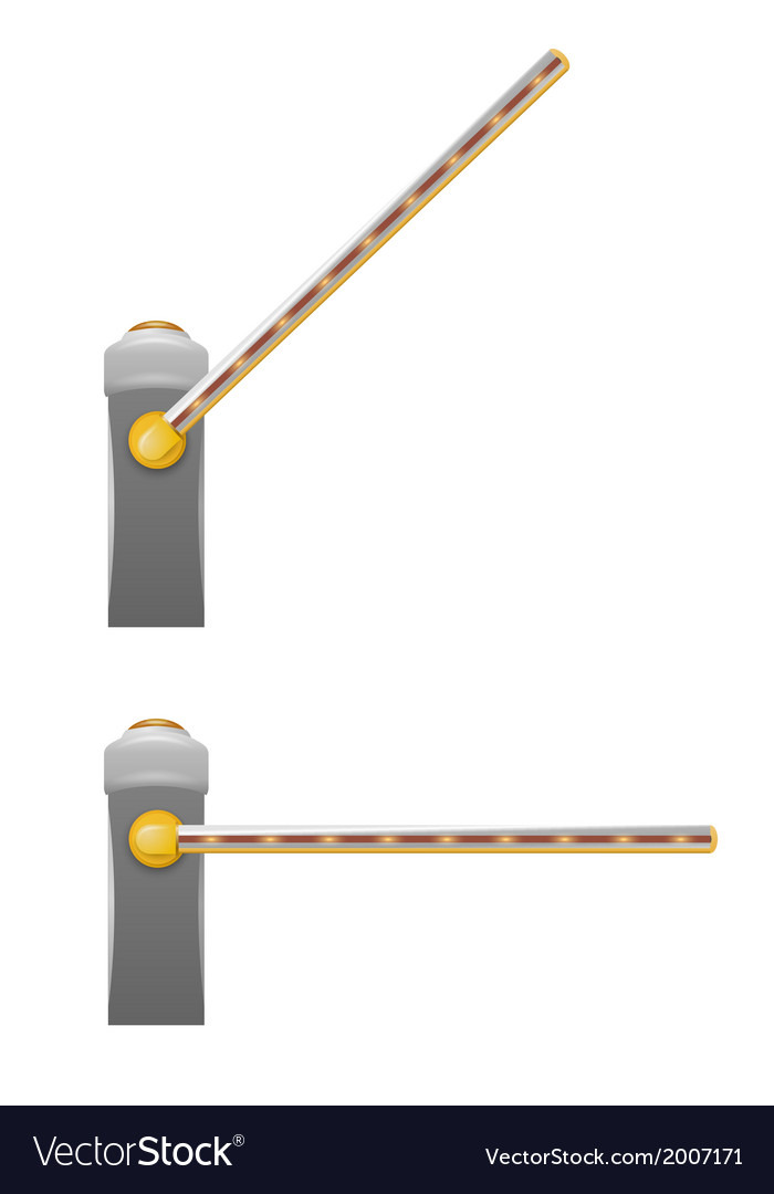 Automatic barrier vector   Price: 1 Credit (USD $1)