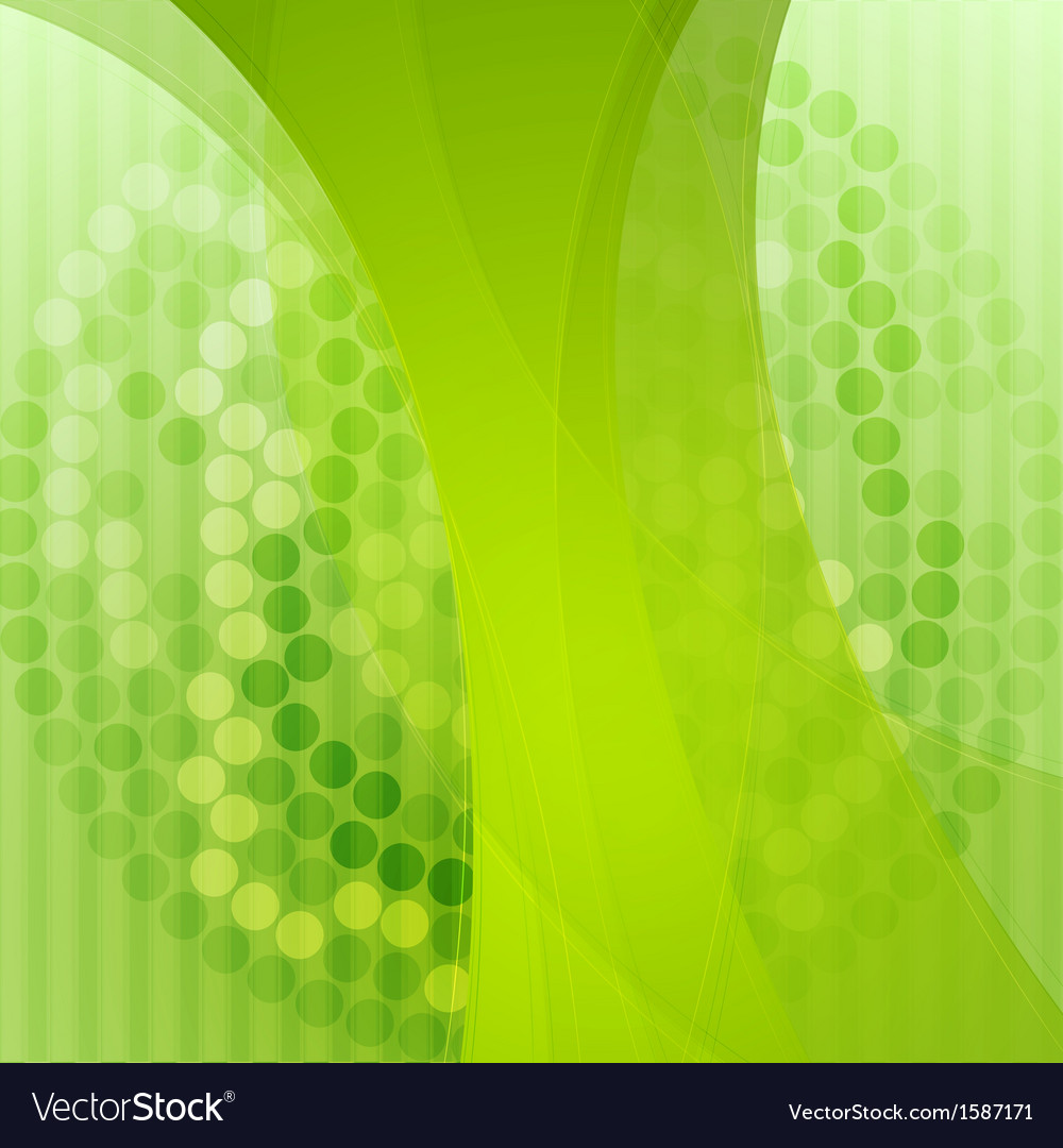 Elegant green technology background vector | Price: 1 Credit (USD $1)