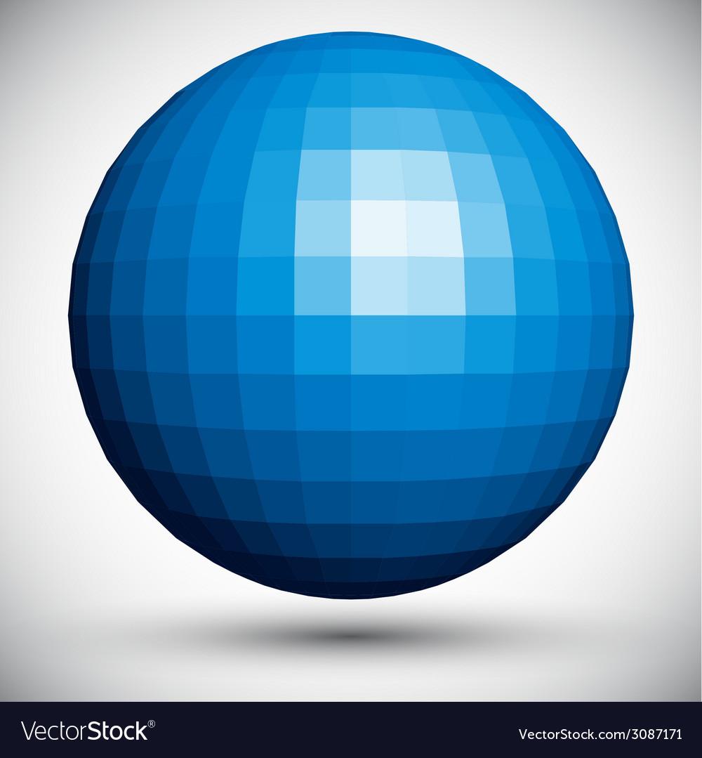 Sphere icon vector   Price: 1 Credit (USD $1)