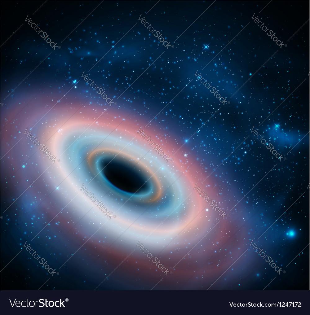 Black hole vector | Price: 1 Credit (USD $1)