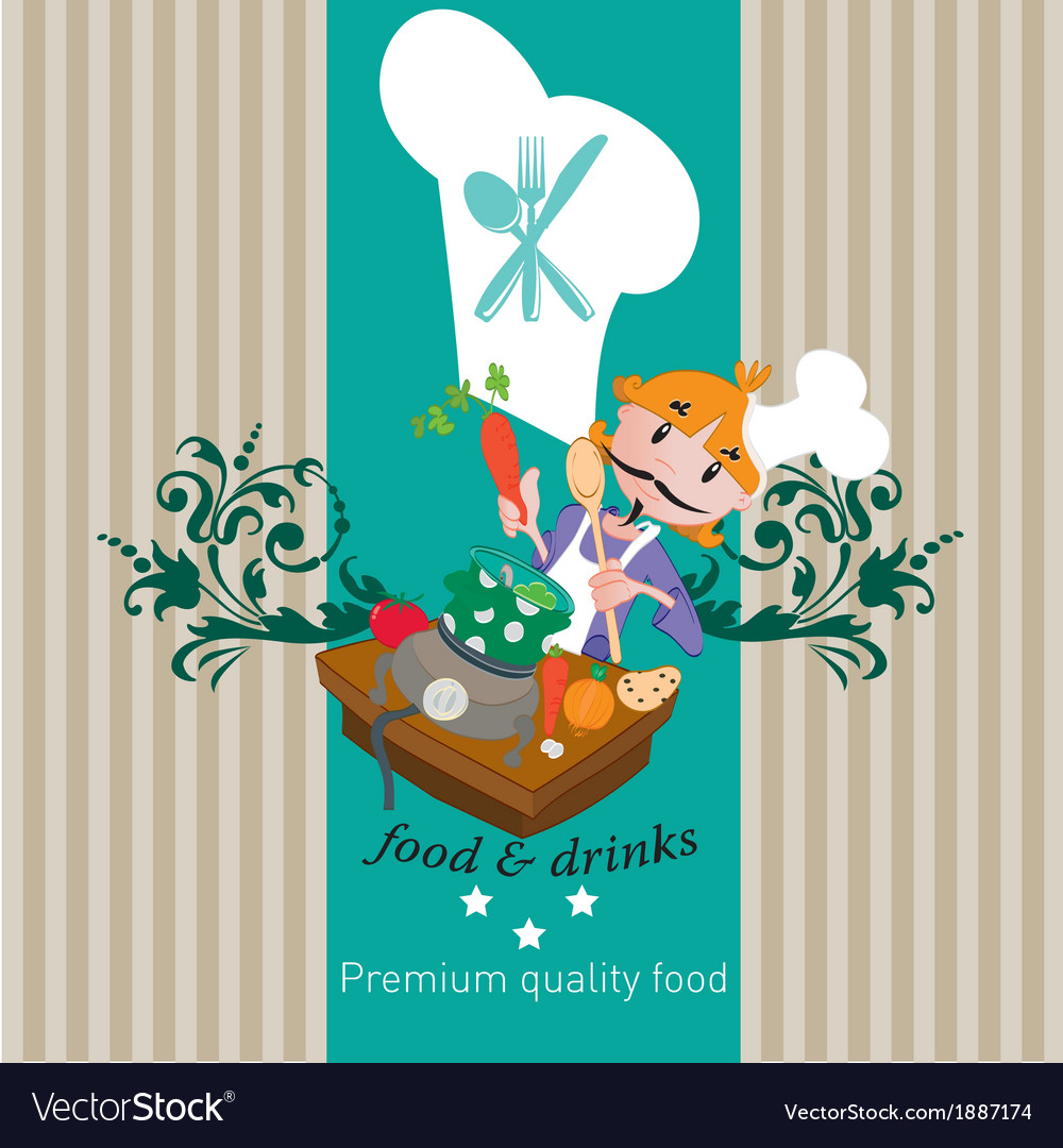 Premfood2 vector | Price: 1 Credit (USD $1)