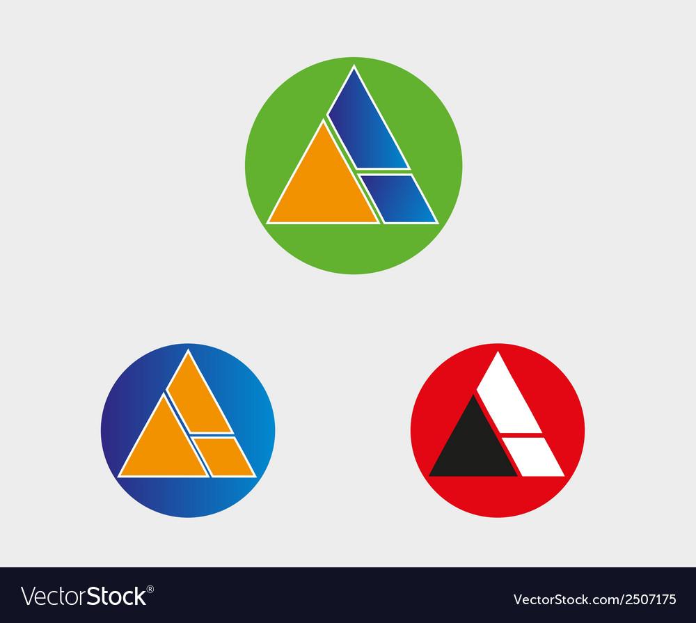 A letter logo icon symbol vector | Price: 1 Credit (USD $1)