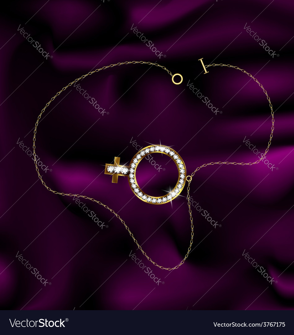 Bracelet female vector | Price: 1 Credit (USD $1)