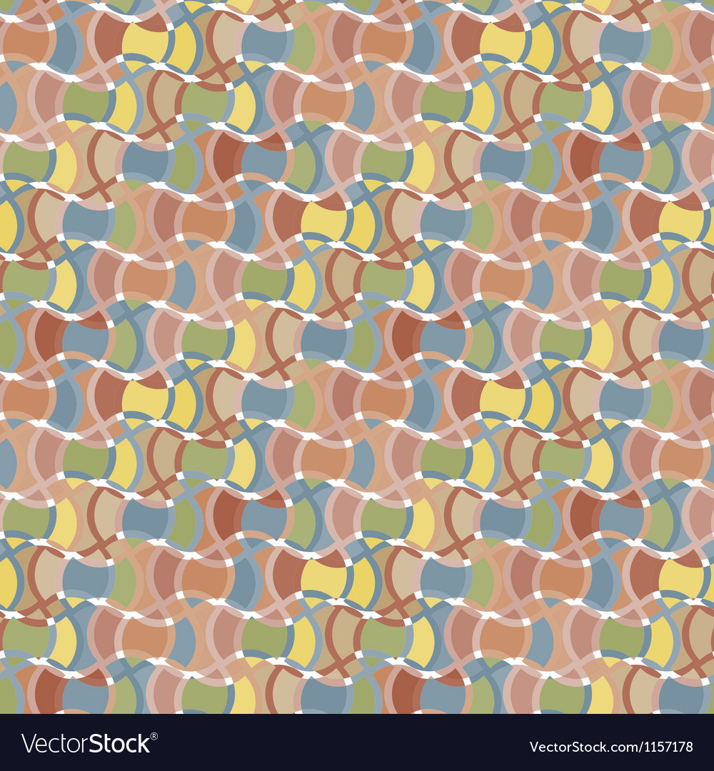 Seamless textile pattern vector | Price: 1 Credit (USD $1)