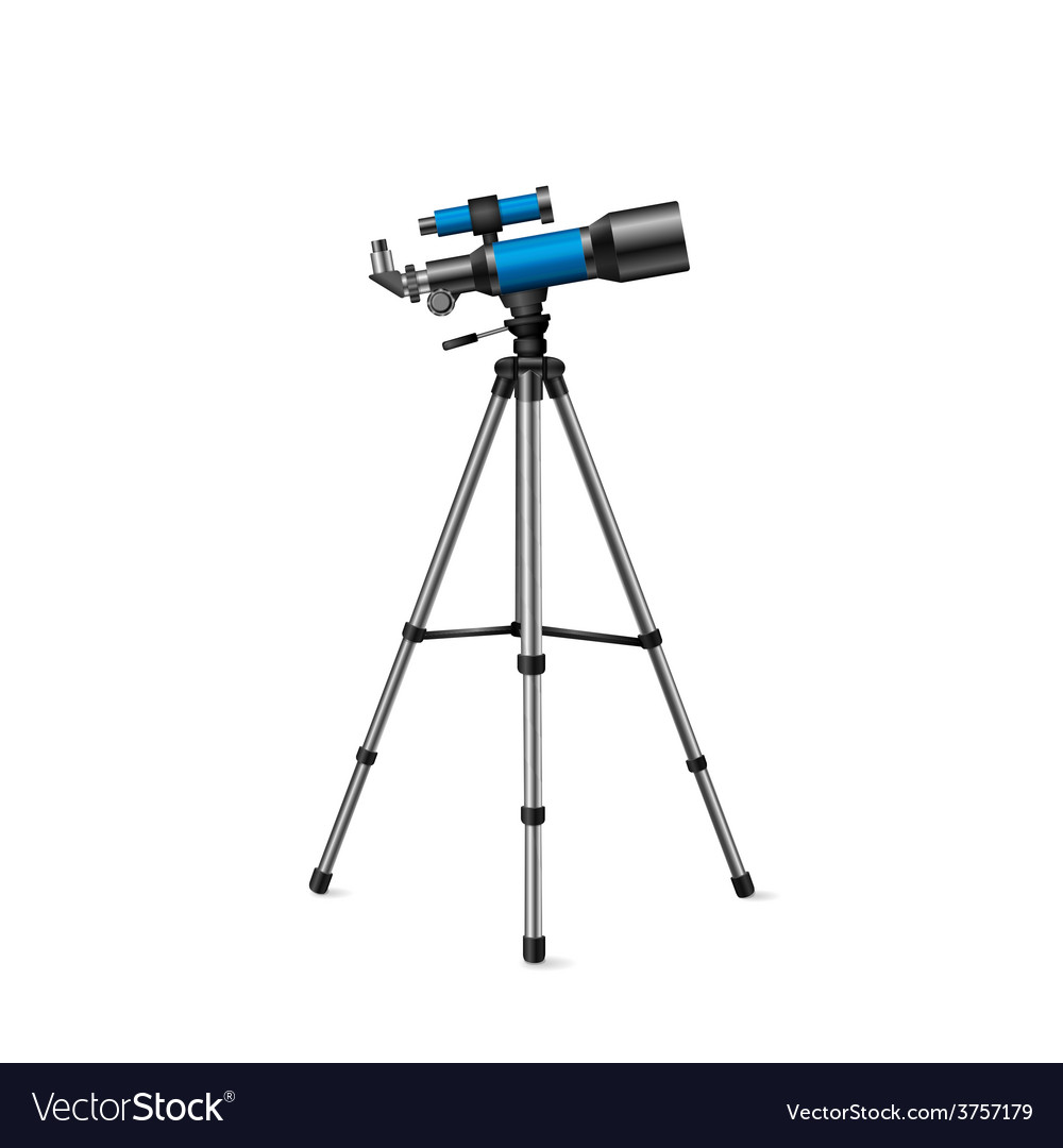 Telescope vector | Price: 3 Credit (USD $3)