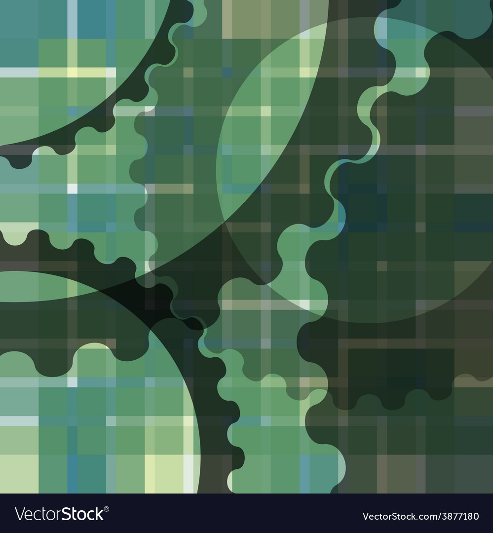 Abstract blur background with gears vector   Price: 1 Credit (USD $1)