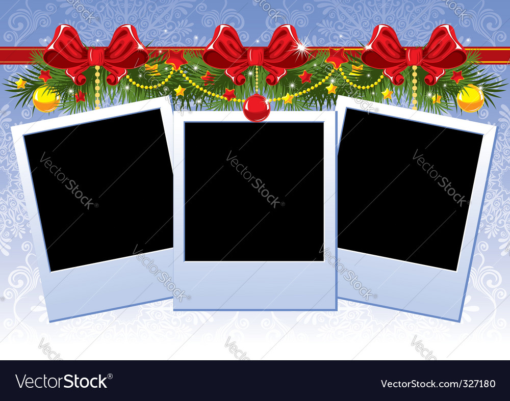 Christmas backgrounds vector | Price: 1 Credit (USD $1)