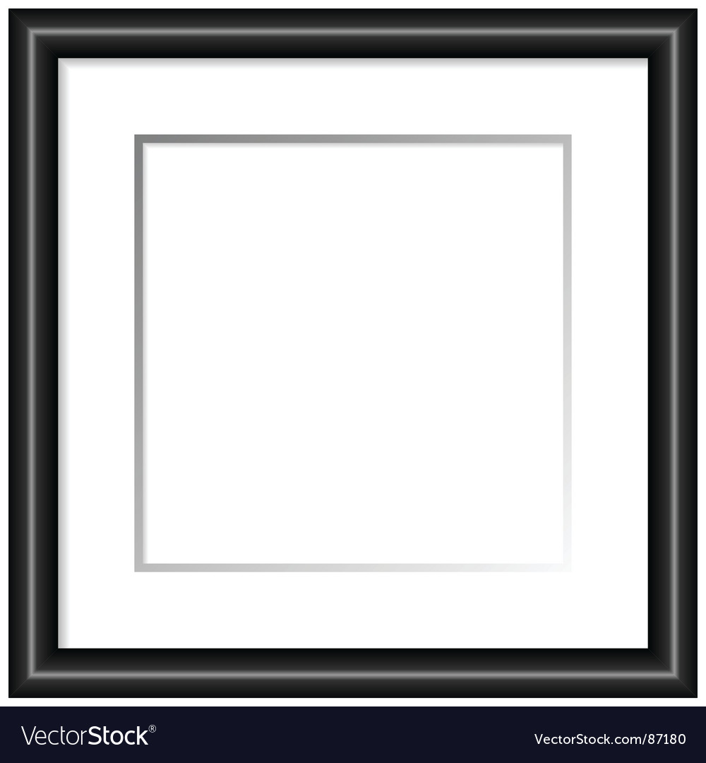 Frame your work vector | Price: 1 Credit (USD $1)