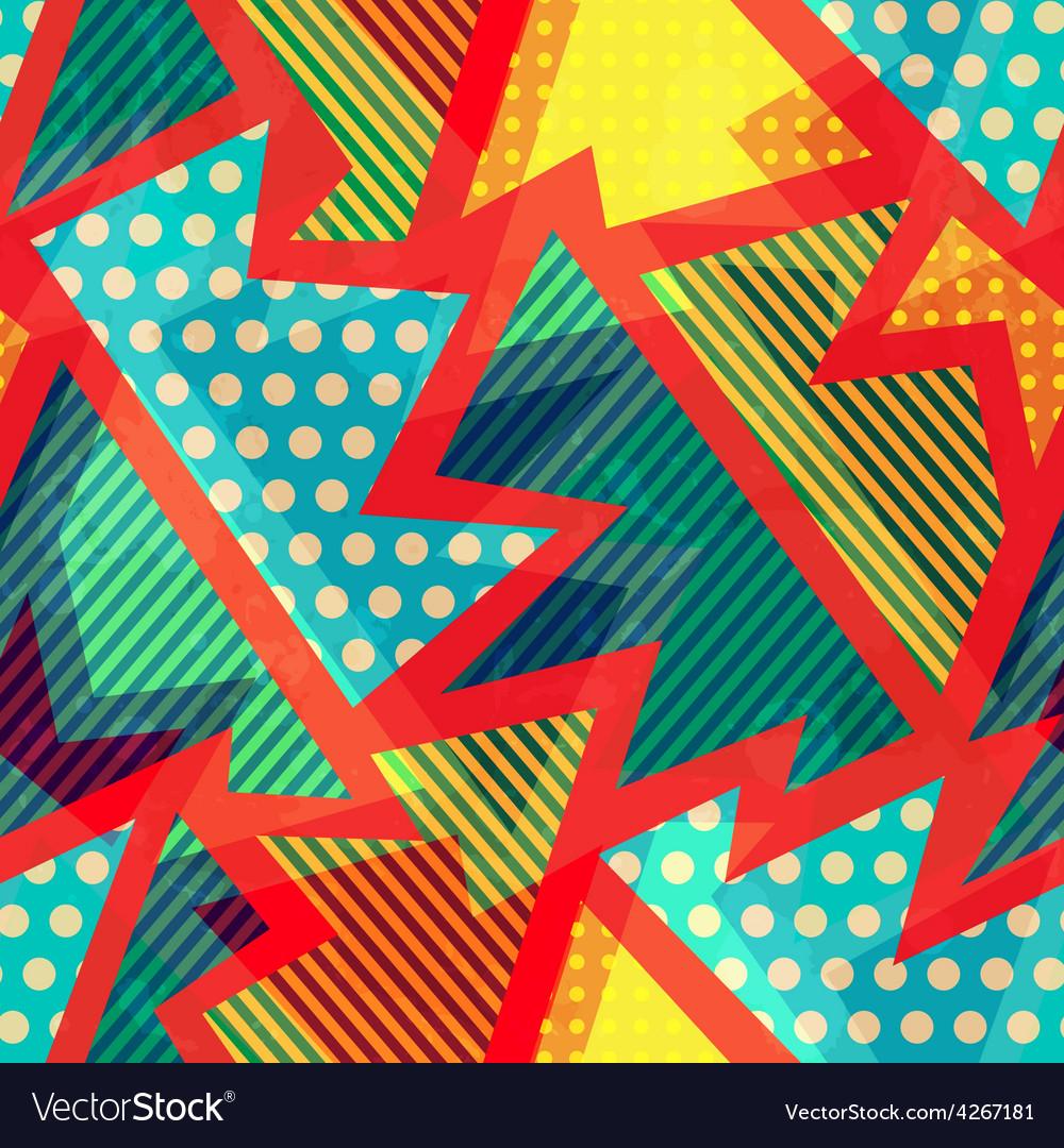 Cloth bright seamless pattern vector | Price: 1 Credit (USD $1)
