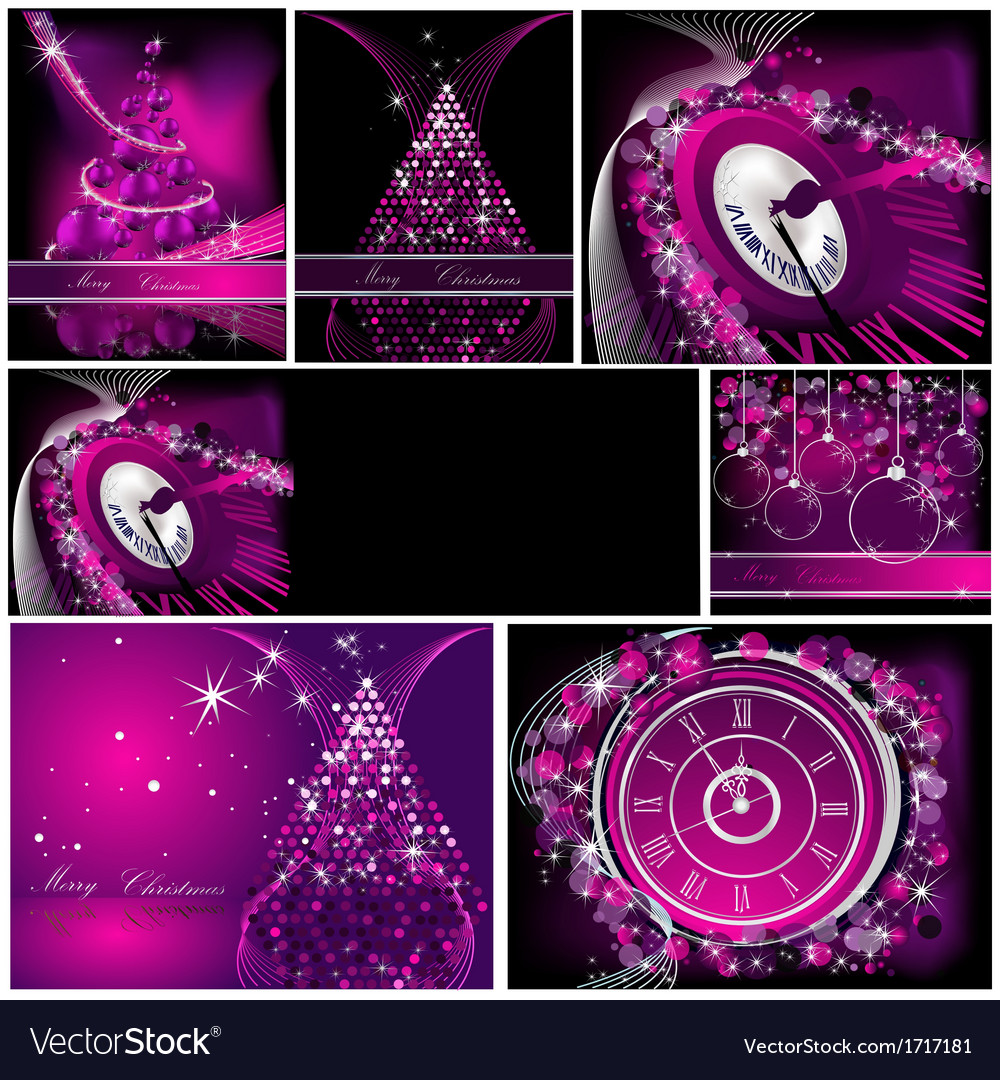 Merry christmas background collections silver and vector | Price: 3 Credit (USD $3)