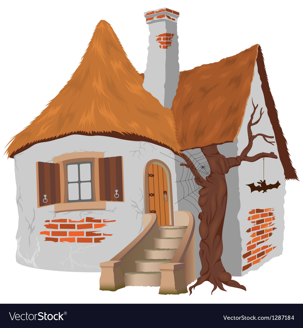 Cottage vector | Price: 3 Credit (USD $3)