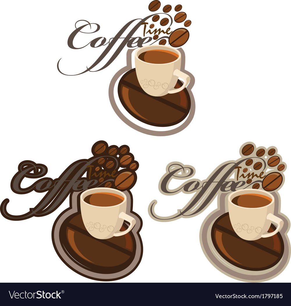 Coffe 2 new vector | Price: 1 Credit (USD $1)