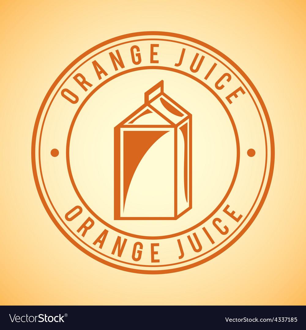 Juice fruit vector | Price: 1 Credit (USD $1)