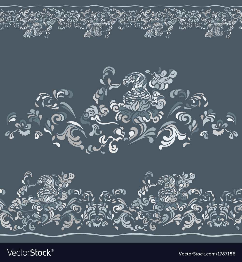 Design ornamend seamless vector | Price: 1 Credit (USD $1)