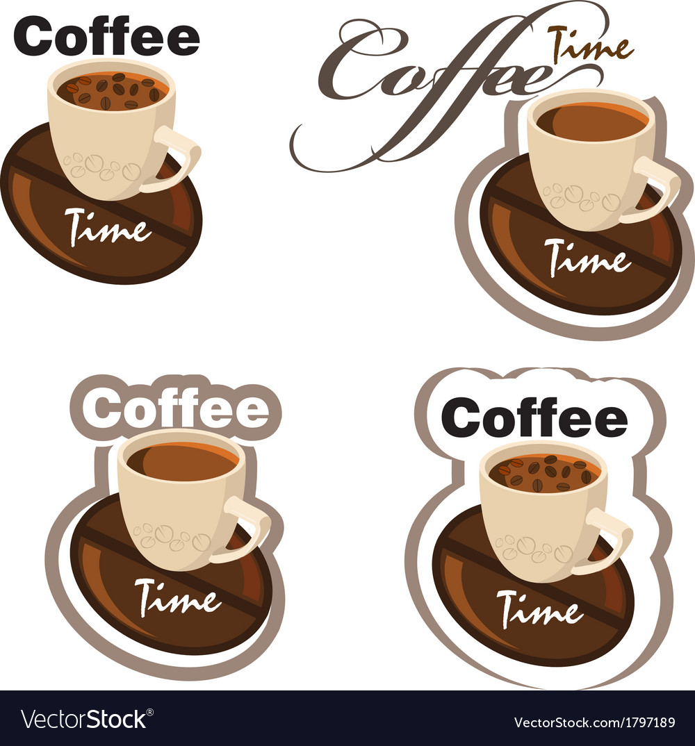 Coffe 3 new vector | Price: 1 Credit (USD $1)
