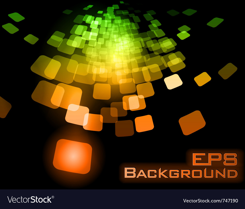 Abstract perspective background on the dark vector | Price: 1 Credit (USD $1)
