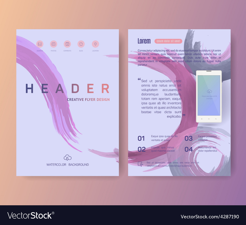 Booklet cellular phone mobile phone magazine vector   Price: 1 Credit (USD $1)