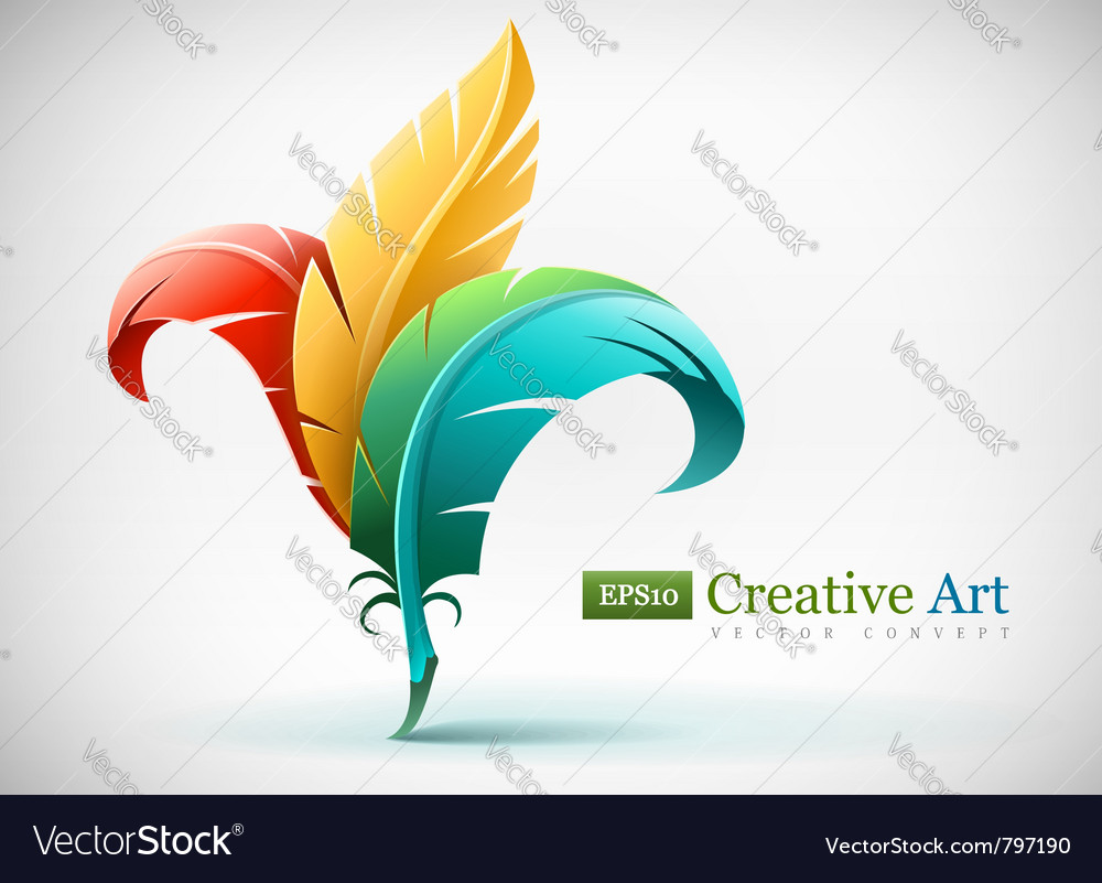 Creative art concept with vector | Price: 3 Credit (USD $3)