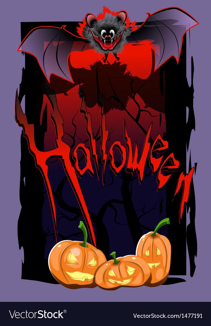 Halloween4 vector | Price: 3 Credit (USD $3)