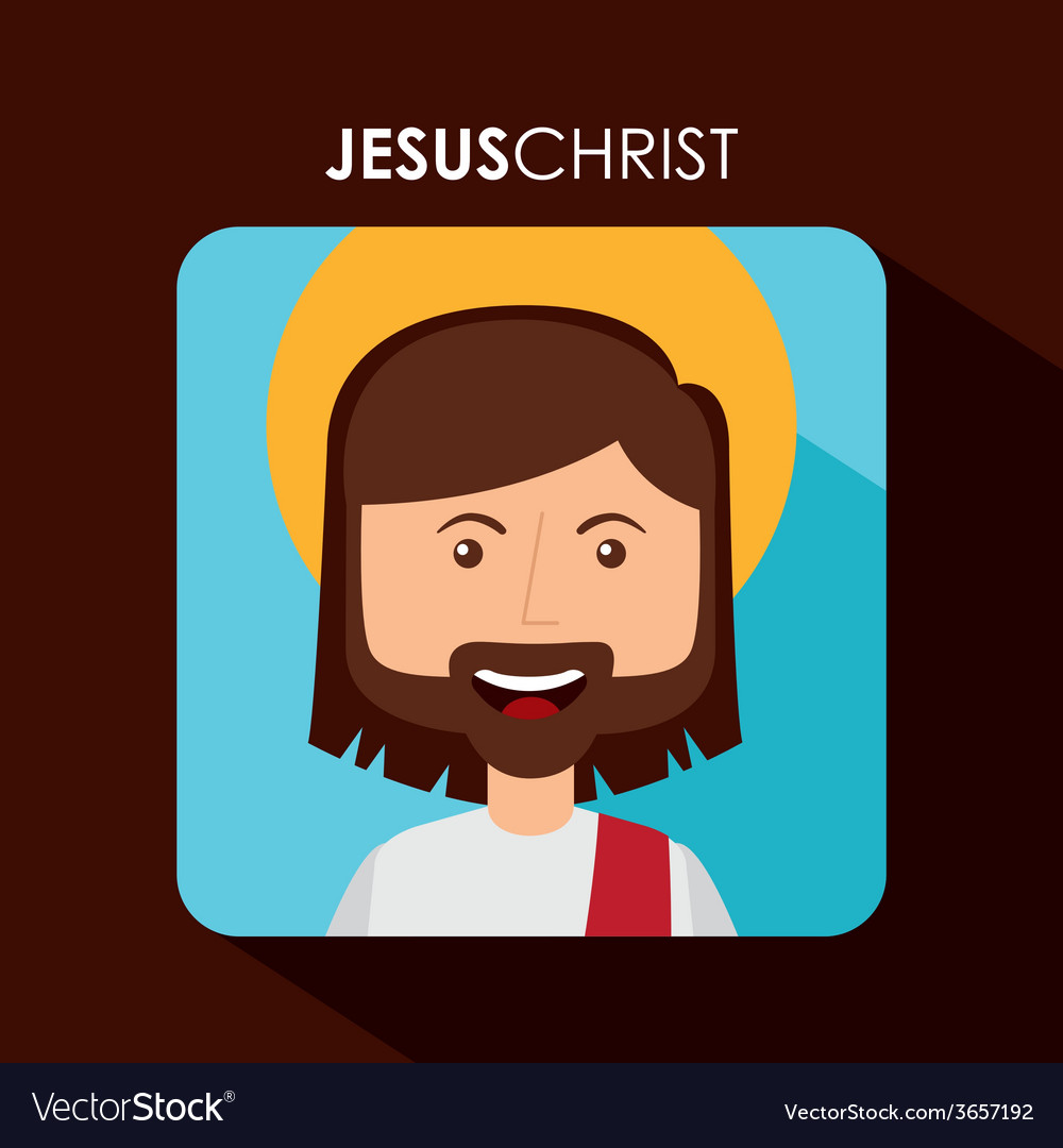 Jesus christ vector | Price: 1 Credit (USD $1)