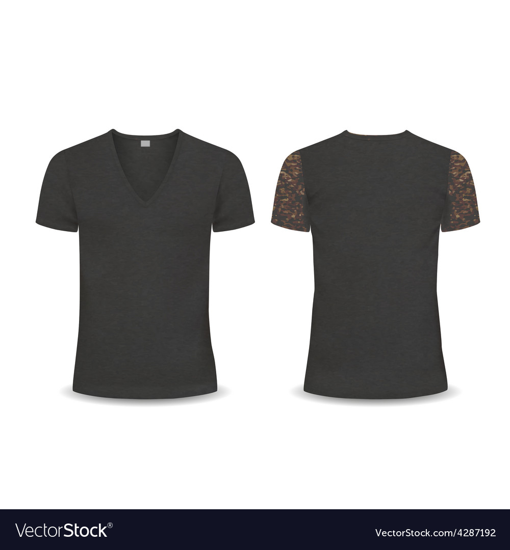 T-shirt design template women and men vector | Price: 1 Credit (USD $1)