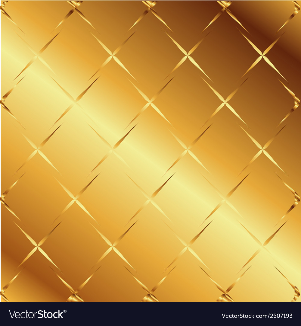 Gold material texture pattern background vector | Price: 1 Credit (USD $1)