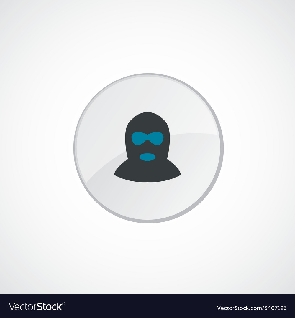 Offender icon 2 colored vector | Price: 1 Credit (USD $1)