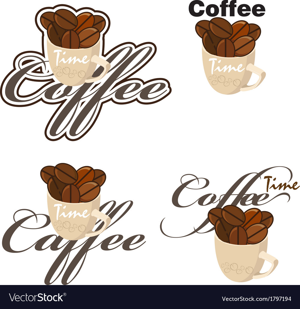 Coffe 4 new vector | Price: 1 Credit (USD $1)