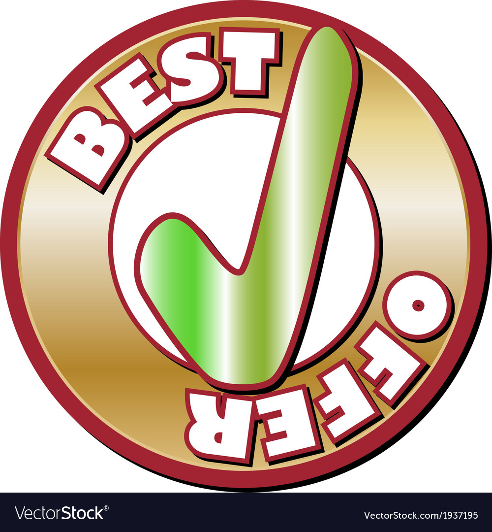 Best offer 2 vector | Price: 1 Credit (USD $1)