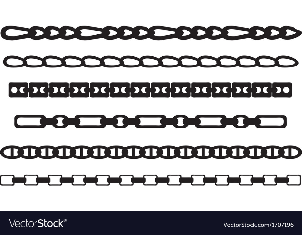 Chain vector | Price: 1 Credit (USD $1)