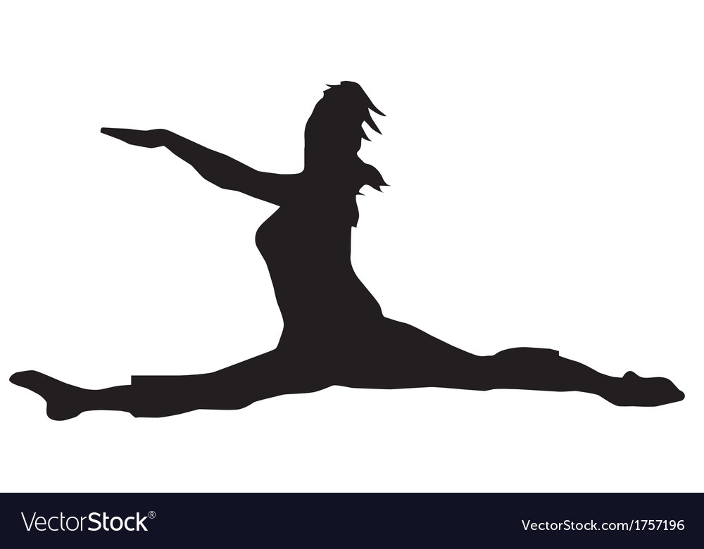 Dancer vector | Price: 1 Credit (USD $1)