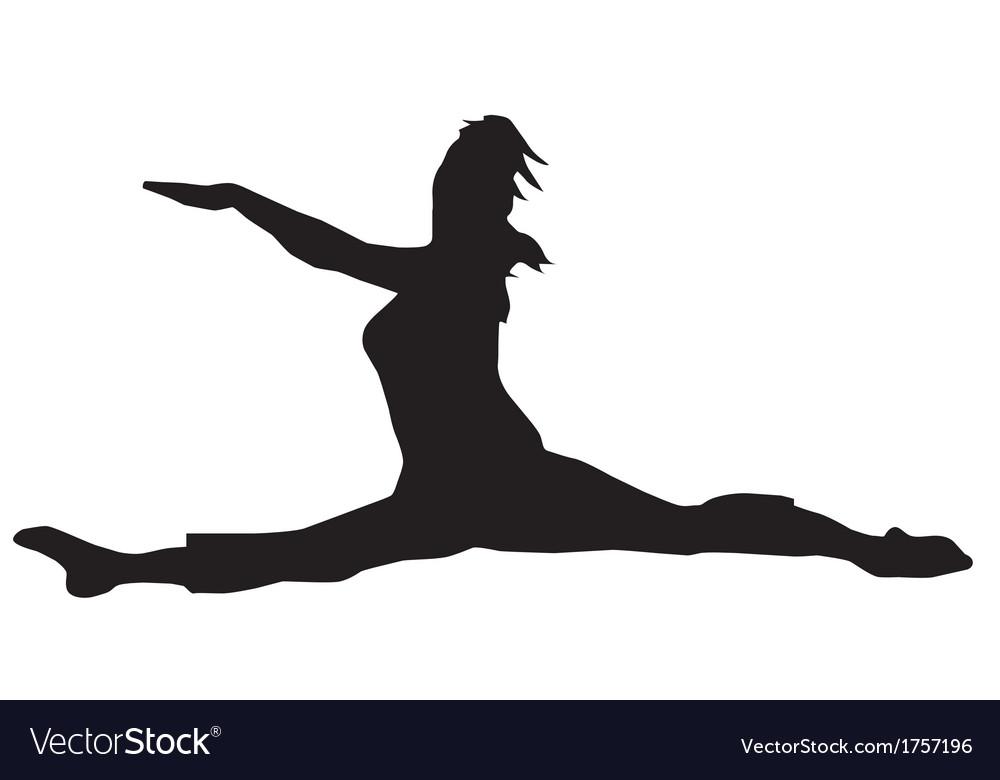 Dancer vector | Price: 1 Credit (USD $1)