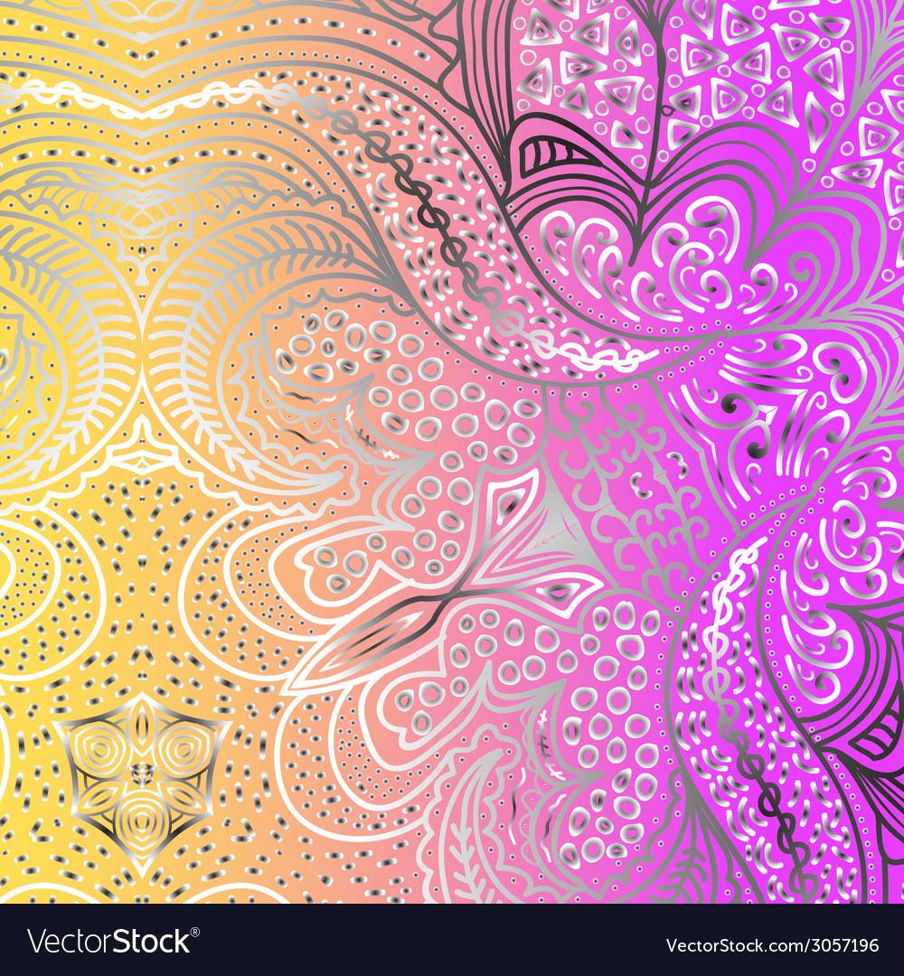 Rectangular ornament vector | Price: 1 Credit (USD $1)