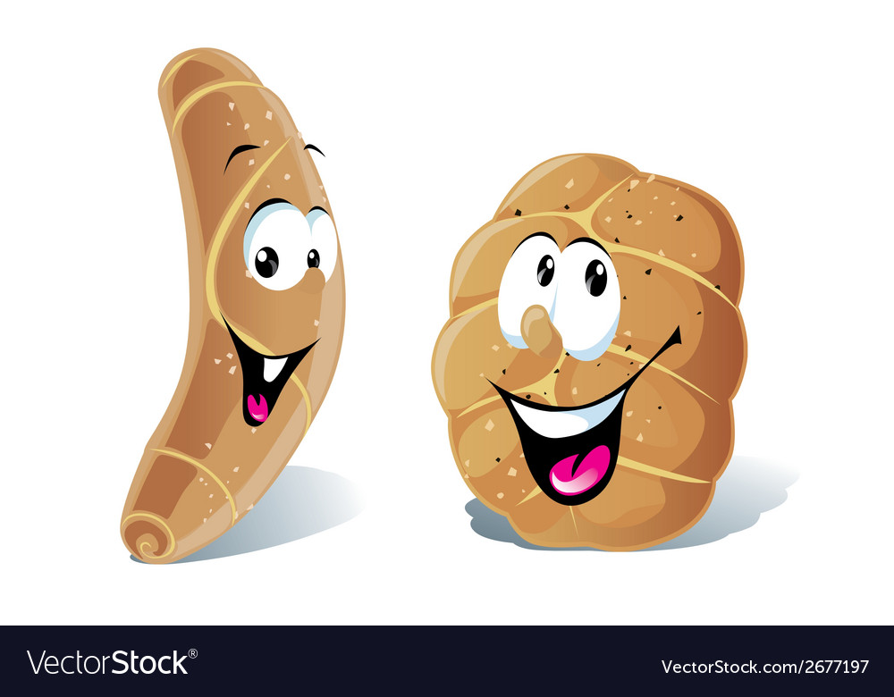 Pastry roll vector | Price: 1 Credit (USD $1)