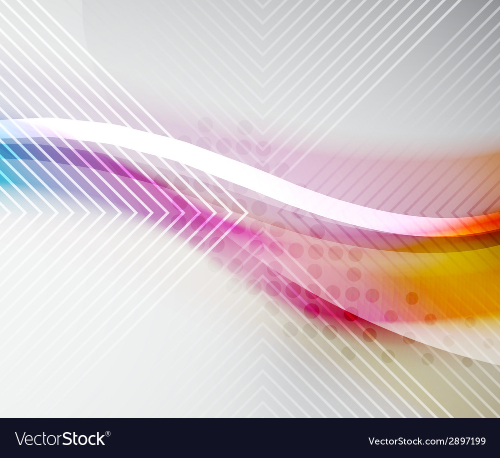 Abstract background blurred colors vector | Price: 1 Credit (USD $1)