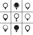 Map pointer set vector