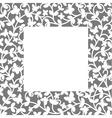 Plant frame vector