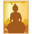 Buddha design vector