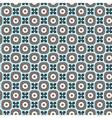 Seamless simple retro geometrical pattern of vector