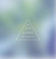 Abstract gradient mesh blurred background vector