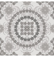 Seamless vintage floral vector