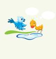 Bird n duck vector