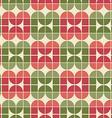 Geometric vintage seamless pattern vector