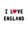 I love england1 vector